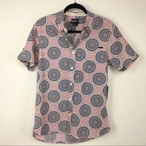 O'Neill Tonga Printed Button Front Shirt